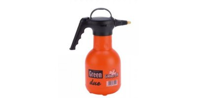 GREEN - Model 2 - 2 Liters Sale Garden Compression Sprayer