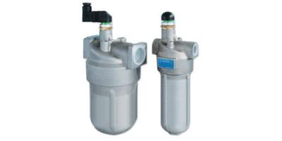 Model F040-DMD series - In Line Medium Pressure Filters