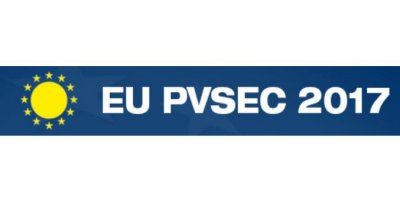 32nd European PV Solar Energy Conference and Exhibition (EU PVSEC) 2017