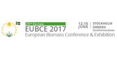 European Biomass Conference and Exhibition (EUBCE) 2017
