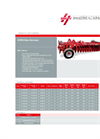 HVRG Disc Harrows Brochure