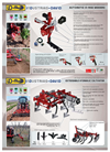 Chassis - Automatic in Row Weeders Brochure