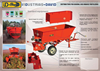 Surface Spreaders for Fertilizers Brochure