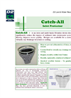 Catch-All - - Inlet Protectors