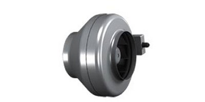 Model R - Centrifugal Impeller with Metallic Casing