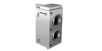 Suprabox - Heat Recovery Unit