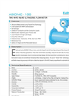 Two Wire Inline Ultrasonic Flow Meter : ASIONIC 100
