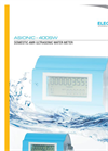 Domestic AMR Ultrasonic Water Meter : ASIONIC 400SW