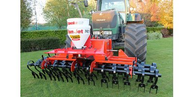 Scarifier / Re-Seeder