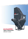 Rotoclone - Model N - Wet Collector Brochure