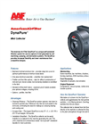 Dynapure - Self Contained Centrifugal Collector Brochure