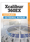 Xcalibur - Model 360EX - Ultimate Rotary Milking System Brochure