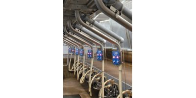 BouMatic DualFlo - Swing Over Milking System