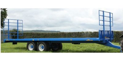 AW - Model 12 & 14 Tonne - Bale Trailers