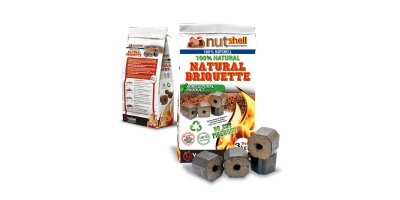 Nutshell - Ecological Briquettes