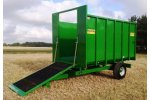 Horse Muck and Manure Trailers