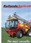 Agribuggy - 2700 - Self-Propelled Sprayers  Brochure