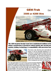 FarmGEM - - Tractor Mounted Sprayers Brochure
