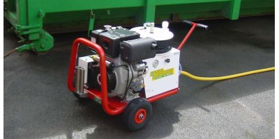 Brendon - Model 30KLN (+ES) - Mobile Diesel Powerwasher
