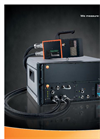 Raw Gas Sampling and Conditioning for Particle Characterization Brochure