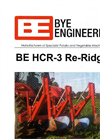 Model BE HCR-3 - High Clearance Re-Ridger for Potatoes- Brochure