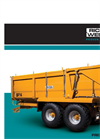 Model FW - Forage Box Feeders Brochure