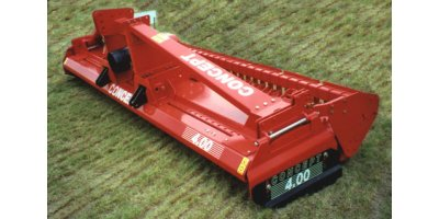 VHS - Rotary Power Harrows