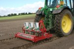 Green Crop Sponge Seeder