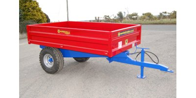 Marshall - Model S/2 - Drop-Side Agricultural Trailers