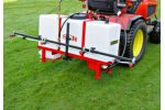 Model 4MPS/125 - Three Point Linkage Mounted Sprayer 125L