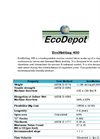EcoMatting - Model EM - Biodegradable Erosion Control Matting Brochure