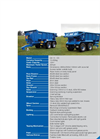 Stewart - GX 15 CD - Dumper Trailer  Brochure