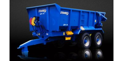 Stewart - Model GX 15 CD - Dumper Trailer