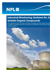 Industrial Monitoring: Ambient Air, Soil and  Volatile Organic Compounds