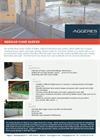 Modular Flood Barrier Brochure