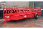 Model FT251 - Feed Trailer Heavy Duty