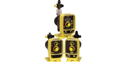 Chemical Metering & Dosing Pumps