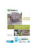 QCIS - Qualified Compliance Inspector of Stormwater (CI233) Course Brochure