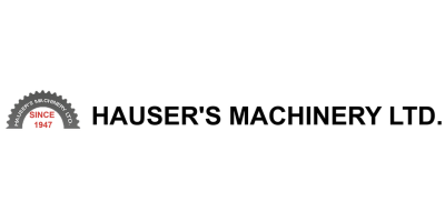 Hauser`s Machinery Ltd.