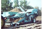 Custom Single Bed Onion Harvesters
