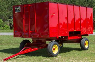 Model 14 ga. - Drying Wagon / Trailer