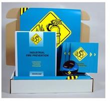 Industrial Fire Prevention DVD - Safety Meeting Kit