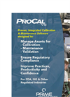 ProCal Software - Brochure