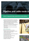 Pipeline and Cable Route Surveys Services Brochure