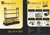 Qii-Lift - Model H-500 - Pipe Rail Trolleys Brochure