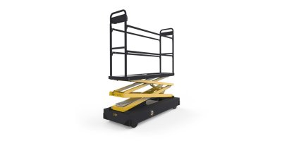 Qii-Lift - Model H-350 - Pipe Rail Trolleys