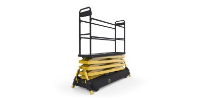 Qii-Lift - Model H-650 - Pipe Rail Trolleys