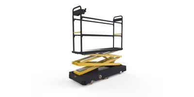 Qii-Lift - Model Z-350 - Pipe Rail Trolleys
