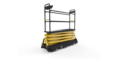 Qii-Lift - Model Z-650 - Pipe Rail Trolleys