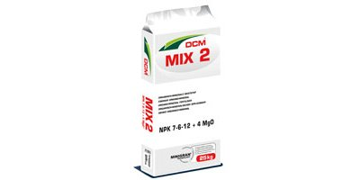 DCM MIX - Model 2 - Organo Mineral Fertilisers